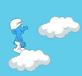 Xì Trum lên mây