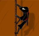 Ninja leo dây