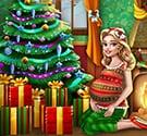 Làm quà giáng sinh