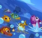 Cá lớn nuốt cá bé online