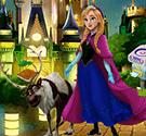 Elsa tìm đồ vật ẩn