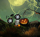Lái xe đêm Halloween
