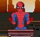 Người nhện chặt gạch