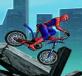 Người nhện đua xe đạp