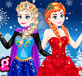Thời trang Elsa và Anna