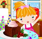 Bánh pudding năm mới
