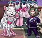 Đám cưới Tom và Angela