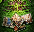 Ghép hình Zootopia