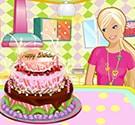 Làm bánh sinh nhật 2