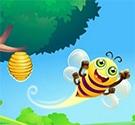 Ong mật tìm hoa