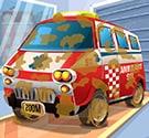 Rửa xe cứu thương