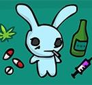 Thỏ say phiêu lưu