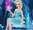 Trang điểm công chúa Elsa