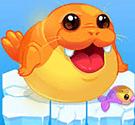 Hải cẩu tìm cá