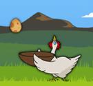 Hứng trứng vịt