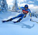 Siêu sao trượt tuyết