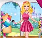 Thiết kế váy công chúa 2