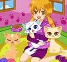 Chăm sóc mèo yêu