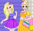 Công chúa tóc vàng