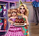 Dự tiệc sinh nhật