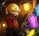 Thợ mỏ tìm kho báu