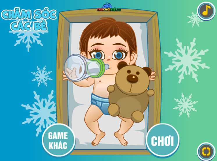 game-cham-soc-cac-be-hinh-anh-1