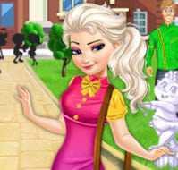 Công chúa đến trường 2
