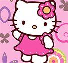 Ghép hình Hello Kitty – Hello Kitty Jigsaw