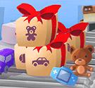 Nhanh tay gói quà – Pack the prize