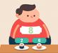 Sushi toán học – Feed Math