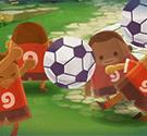 Chuyền bóng online