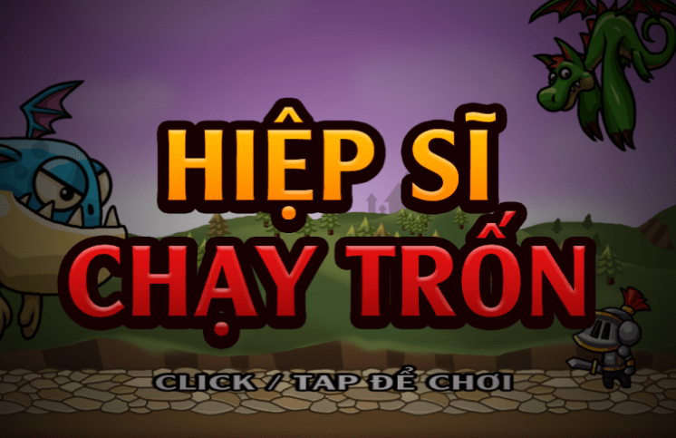 game-hiep-si-chay-tron-knight-run-hinh-anh-1