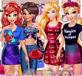Những người bạn thân – Princesses BFFs Selfies