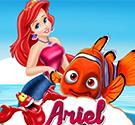 Ariel giải cứu Nemo