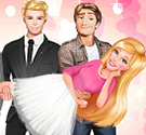 Barbie chọn bạn trai