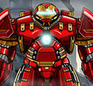 Lắp ráp robot Ironman Hulkbuster