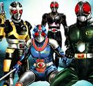 Siêu nhân Kamen Rider diệt quái thú