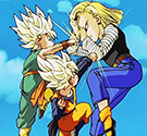 Songoku đại chiến Android 18