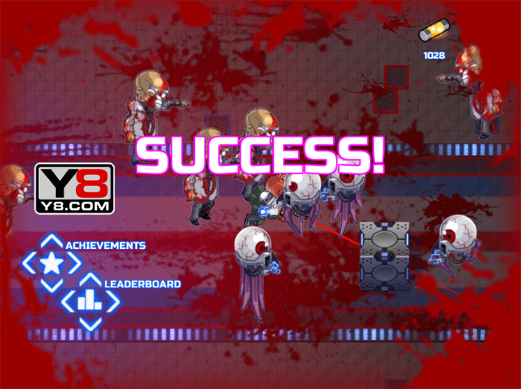 game armored kitten cats vs zombies hinh anh 3