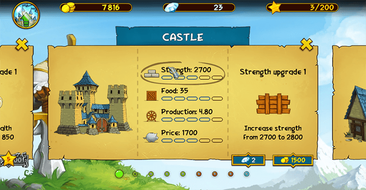 game battle towers mod hinh anh 3