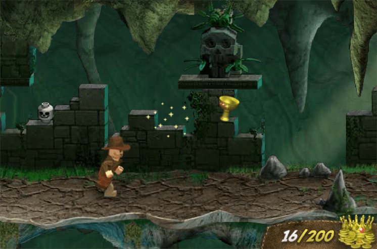 game lego indiana jones hinh anh 2