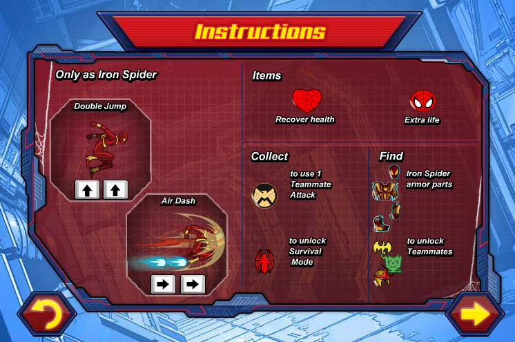 game spider-man: nhen sat hinh anh 2