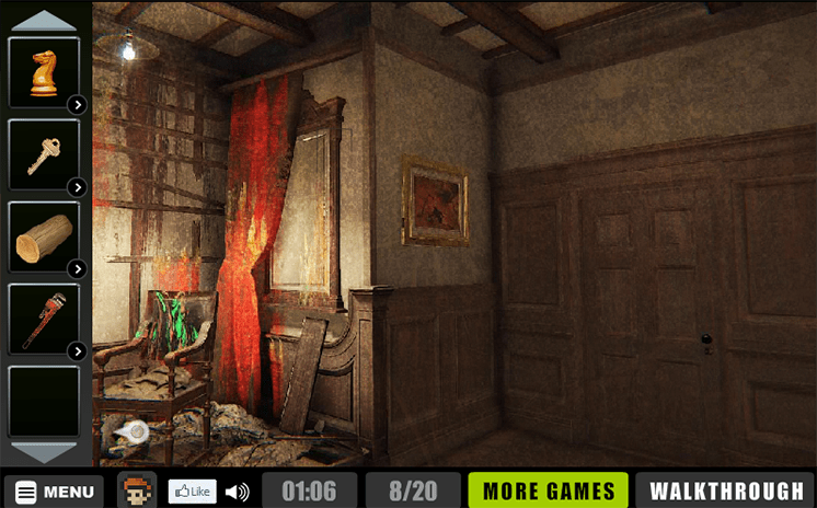 game the conjuring mystery hinh anh 2