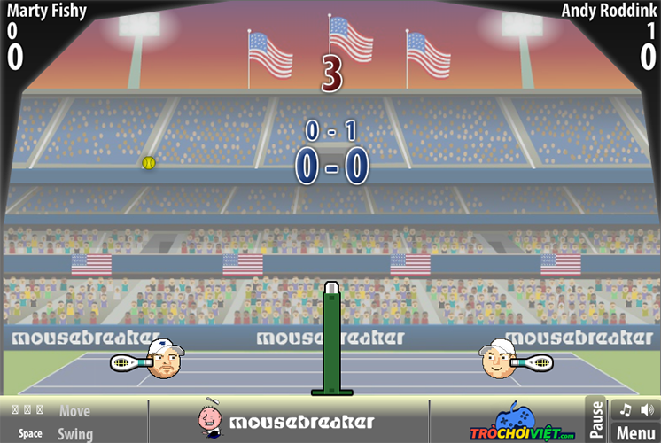 game the thao tennis dau to hinh anh 3
