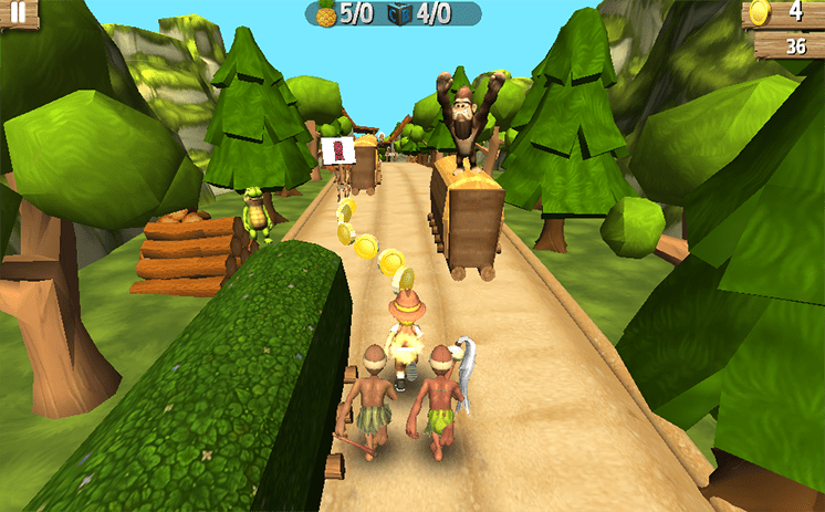game tropic adventure online y8 hinh anh 1