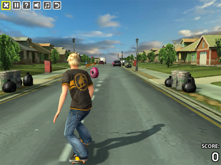 game truot van duong pho 3d pc hinh anh 2