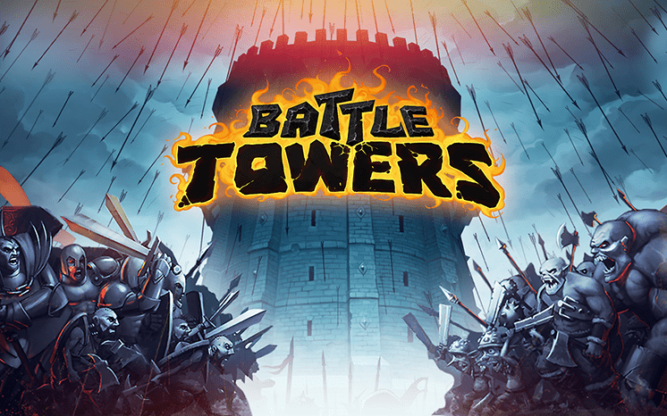 tro choi battle towers
