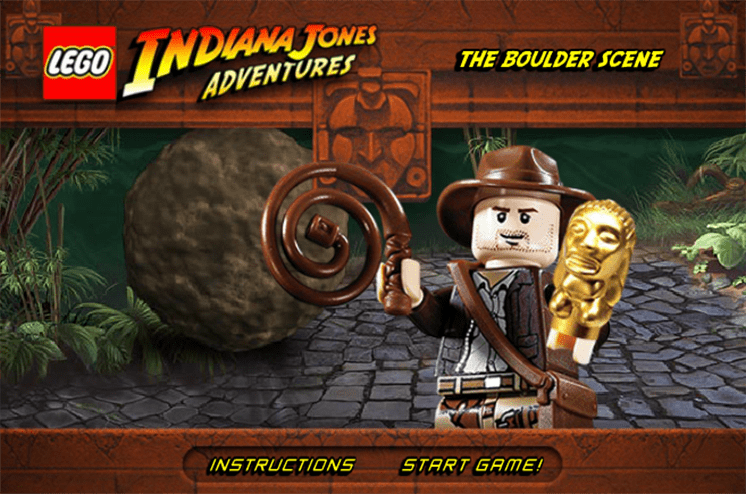 tro choi lego indiana jones