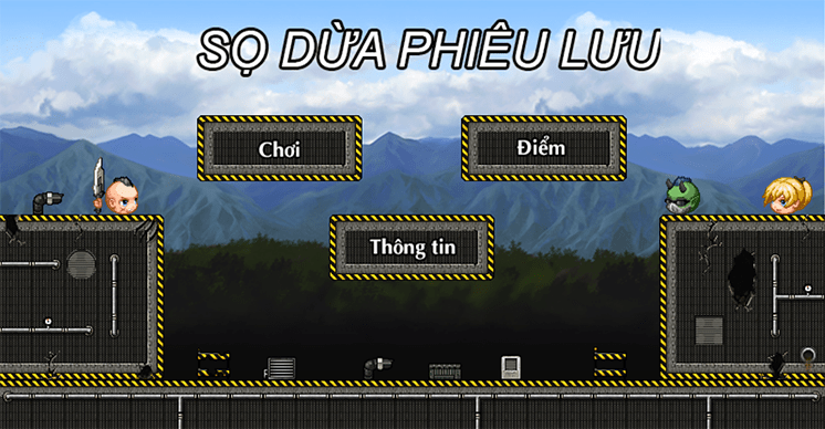 tro choi so dua phieu luu