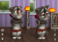 Talking Tom Cat Halloween
